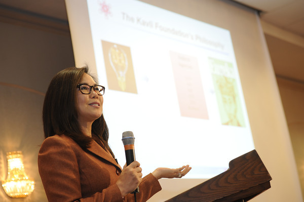 Miyoung Chun, The Kavli Foundation